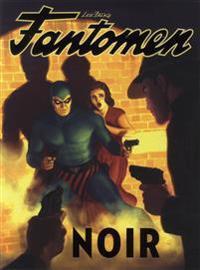 Fantomen Noir Presentbok -  pdf epub