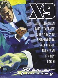 X9 : 50 år av spänning -  pdf epub