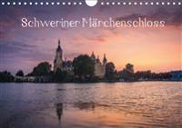 Schweriner Märchenschloss (Wandkalender 2020 DIN A4 quer)