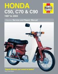 Haynes Honda C50, C70 & C90 1967 to 2003