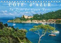 Cote d'Azur - Im Licht der blauen Küste (Tischkalender 2020 DIN A5 quer)