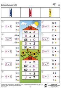 Zahlenmauern, Rechenräder & Co. 1. bis 4. Klasse