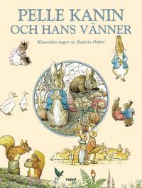 Stora sagoboken om Pelle Kanin och hans vänner