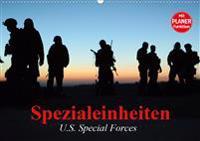 Spezialeinheiten . U.S. Special Forces (Wandkalender 2020 DIN A2 quer)