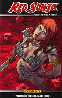 Red Sonja: She-Devil with a Sword Volume 13