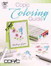 Basics Copic Coloring Guide