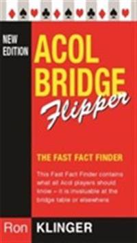 Acol Bridge Flipper: The Fast Fact Finder
