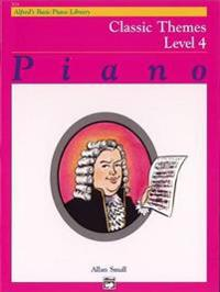 Alfred's Basic Piano Course Classic Themes, Bk 4