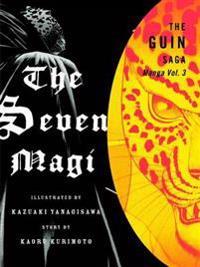 The Guin Saga Manga Vol.3