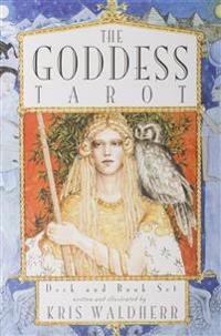 The Goddess Deck & Tarot Book Set [With Book]