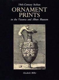 16Th-Century Italian Ornament Prints