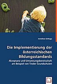Die Implementierung der österreichischen Bildungsstandards