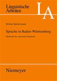 Sprache in Baden-wurttemberg