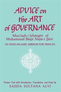 Advice on the Art of Governance