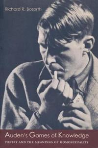 Auden's Games of Knowledge