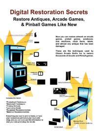 Digital Restoration Secrets
