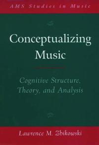 Conceptualizing Music