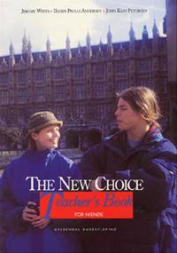 The New Choice for niende-Teacher´s book