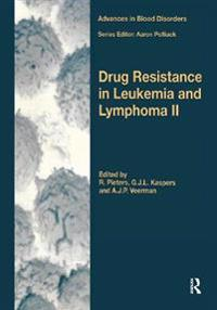 Drug Resistance In Leukemia And Lymphoma Ii
