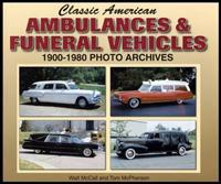 Classic American Ambulances & Funeral Vehicles
