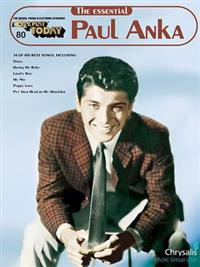 The Essential Paul Anka: E-Z Play Today Volume 80