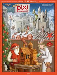 Pixi adventskalender – Jan Lööf
