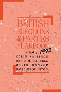 British Elections & Parties Yearbook 1995