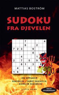 Sudoku - djevelsk vanskelig