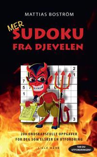 Mer sudoku fra djevelen. 200 ondskapsfulle oppgaver for deg som elsker en utfordring - Mattias Boström pdf epub