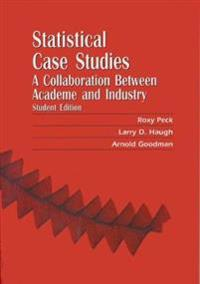 Statistical Case Studies