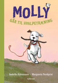 Molly går til hvalpetræning