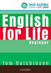 English for Life: Beginner: Test Builder DVD-ROM