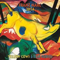 Franz Marc - Yellow CowsBlue Horses 2014
