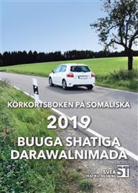 Körkortsboken på somaliska 2019