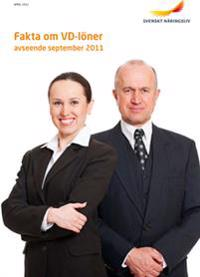 Fakta om VD-löner : Avseende september 2011