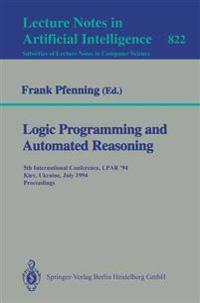 Logic Programming and Automated Reasoning