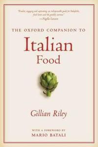The Oxford Companion to Italian Food