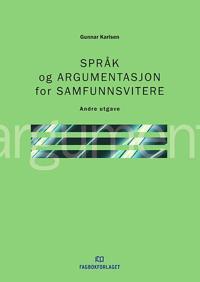 Språk og argumentasjon for samfunnsvitere