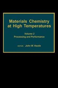 Materials Chemistry at High Temperatures