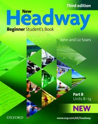 New Headway: Beginner Third Edition: Student's Book B