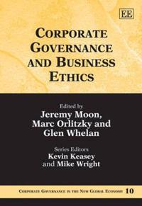 Corporate Governance and Business Ethics
