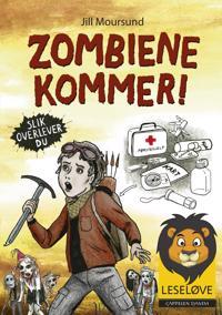 Zombiene kommer! - Jill Moursund | Ridgeroadrun.org