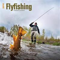 Flyfishing 18-Month 2014 Calendar