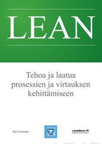 Lean - Tehoa ja laatua prosessien ja virtauksen kehittämiseen