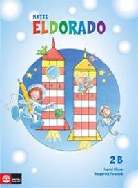 Eldorado, matte 2B Grundbok - Margareta Forsbäck, Ingrid Olsson pdf epub
