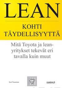 Lean - kohti täydellisyyttä