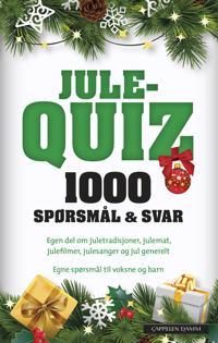 Julequiz - Marit O. Bromark | Ridgeroadrun.org