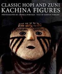 Classic Hopi And Zuni Kachina Figures