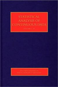 Statistical Analysis of Continuous Data