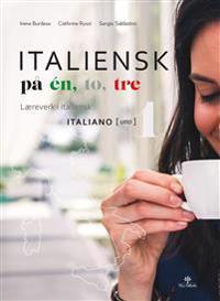 Italiensk på én, to, tre - Irene Burdese, Cathrine Rysst, Sergio Sabbatini | Ridgeroadrun.org